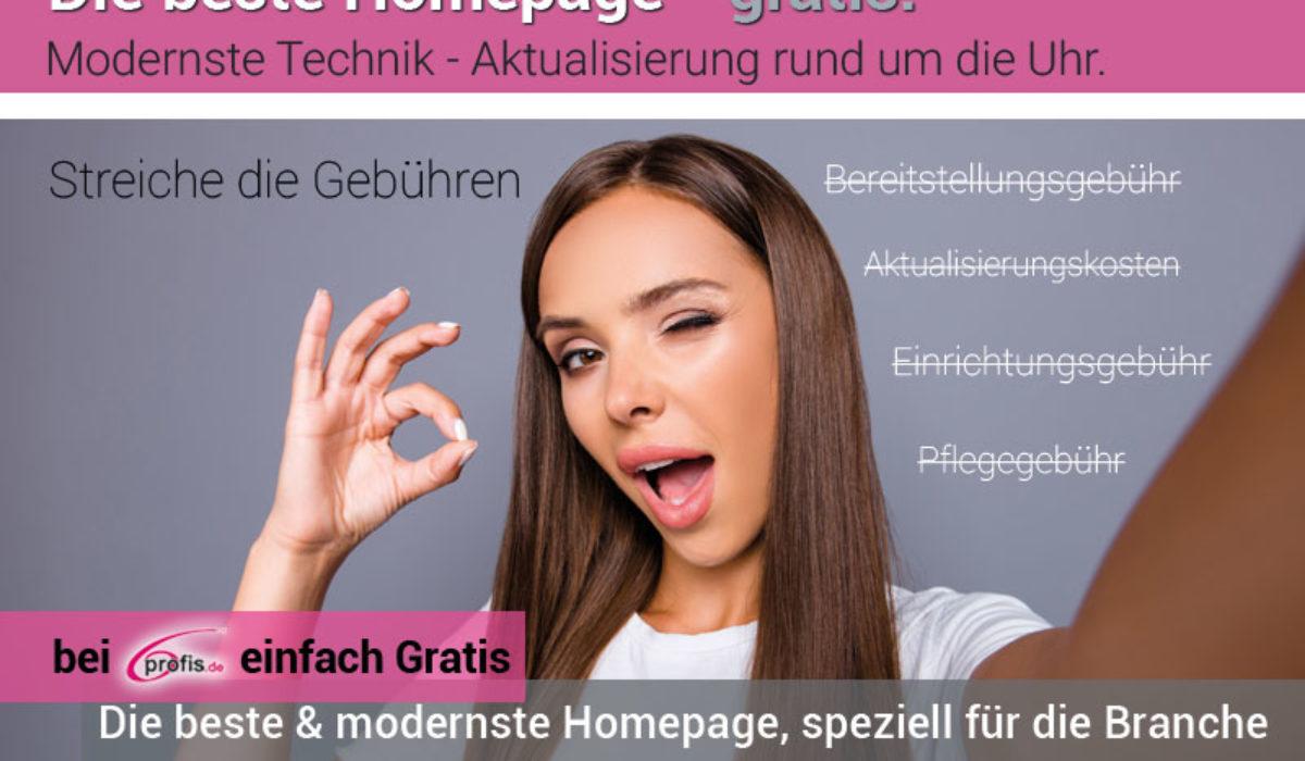Gratis-Homepage, jetzt kostenlos – so einfach, wie nie zuvor