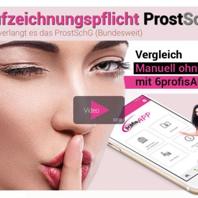 ProstituiertenSchutzGesetz -> Die 1. APP speziell für Betreiber